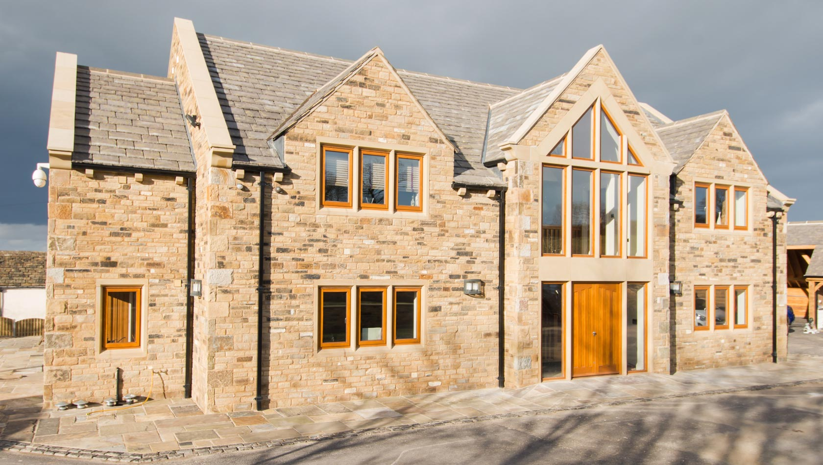 Bespoke timber windows Yorkshire